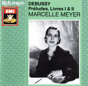 Meyer Debussy References CD